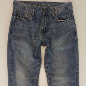 American Eagle Men Bootcut Jeans Sz 30x34 (31x33)